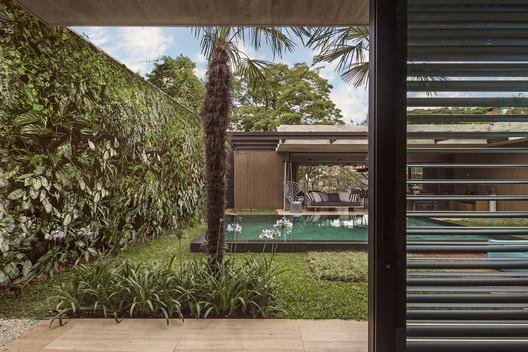 IMG_6535_copy Jardins House / Drucker Arquitetos e Associados Architecture