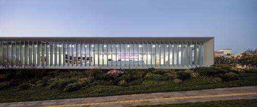 Instituto Ling / Isay Weinfeld. Image © Leonardo Finotti