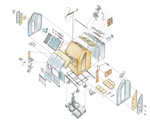 <a href='https://www.archdaily.com/396082/diogene-renzo-piano'>Diogene / Renzo Piano</a>. Image © Renzo Piano