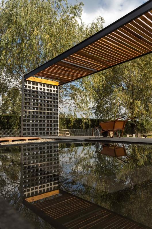 7 PRO.CRE.AR PERROUD House / AToT - Arquitectos Todo Terreno Architecture