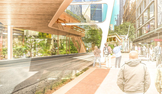 Street_Perspective_1 Bee Breeders Announces Winners of Sydney Affordable Housing Challenge Architecture