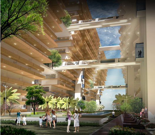 08._Central_Sky_Garden Bee Breeders Announces Winners of Sydney Affordable Housing Challenge Architecture
