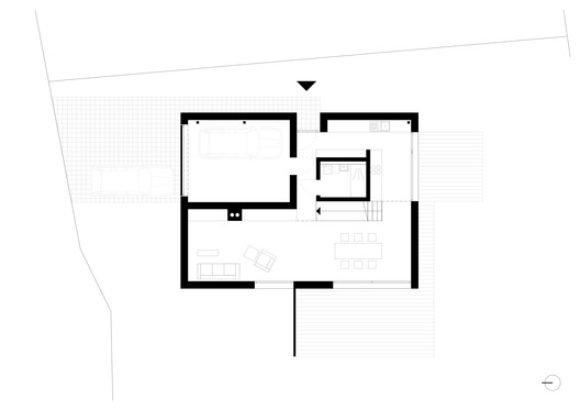 ANA_ground_floor ANA / Christian Groß architecture Architecture