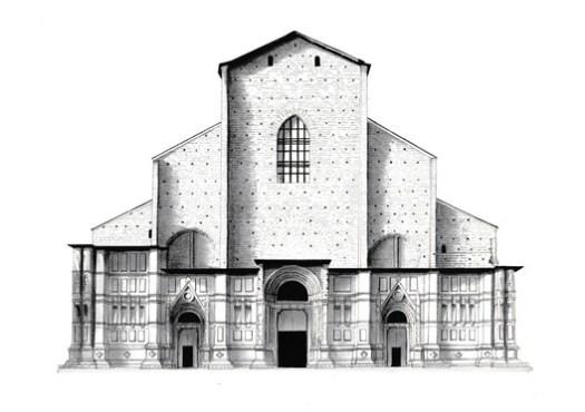 Basilica di San Petronio. Courtesy of Lorenzo Concas