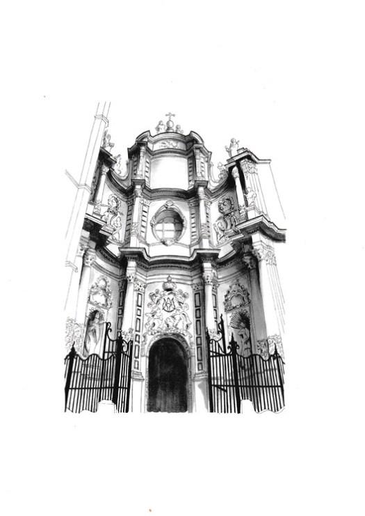 Cattedrale di Valencia. Courtesy Lorenzo Concas