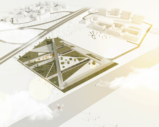 4 Heinle Wischer and Partner Awarded First Place in Małopolska Science Center Competition Architecture