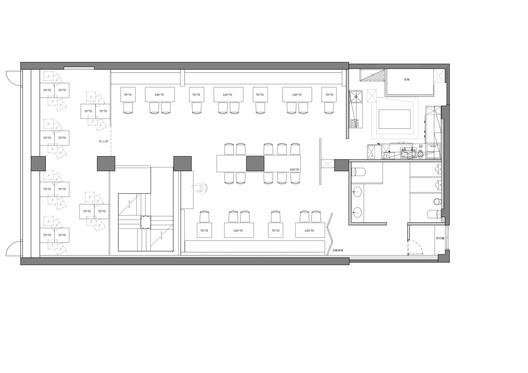 PLAN-2 Bite to Eat / HAO Design Architecture