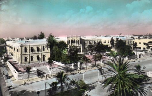 Benadir Regional Administration. Image via Somali Architecture