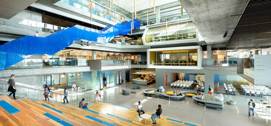_MG_1293_F2_bestraster Intuit Marine Way Building / WRNS Studio + Clive Wilkinson Architects Architecture