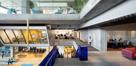 _MG_6545_F2_bestraster Intuit Marine Way Building / WRNS Studio + Clive Wilkinson Architects Architecture