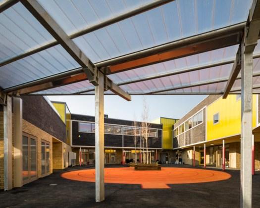 Bellenden Primary School / Cottrell and Vermeulen Architecture . Image © Anthony Coleman