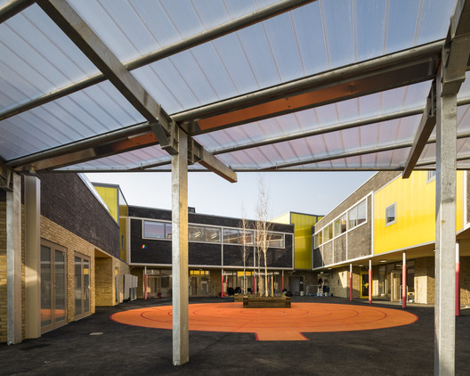 Bellenden_Primary_Sc_2219_Anthony__Coleman_PRESSIMAGE_2 93-Building Shortlist Announced for 2018 RIBA London Awards Architecture