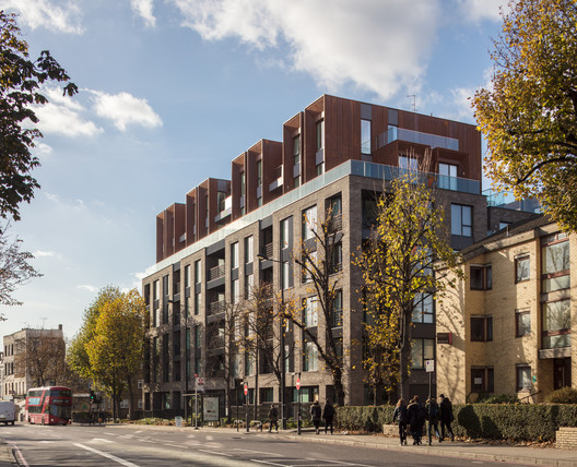 Camden_Courtyards_2481_Simon_Kennedy__PRESSIMAGE_1 93-Building Shortlist Announced for 2018 RIBA London Awards Architecture
