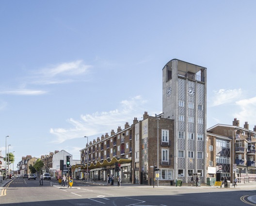 Central_Parade_2626_Dirk_Lindner_PRESSIMAGE_3 93-Building Shortlist Announced for 2018 RIBA London Awards Architecture