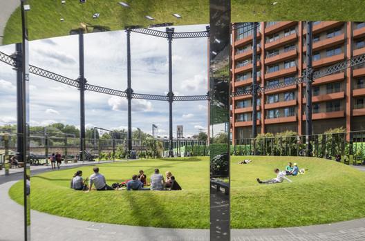 Gasholder_Park_2316_John_Sturrock_PRESSIMAGE_1 93-Building Shortlist Announced for 2018 RIBA London Awards Architecture