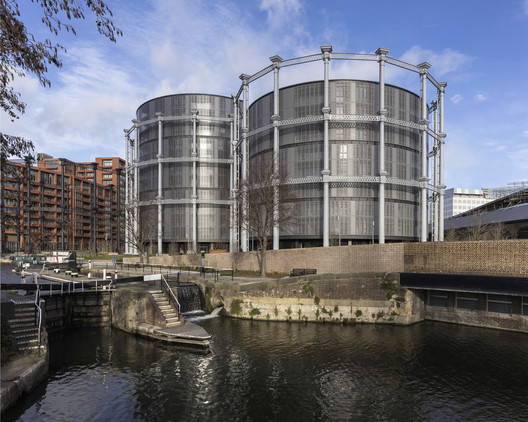 Gasholders_London_2452_Peter_Landers_PRESSIMAGE_1 93-Building Shortlist Announced for 2018 RIBA London Awards Architecture