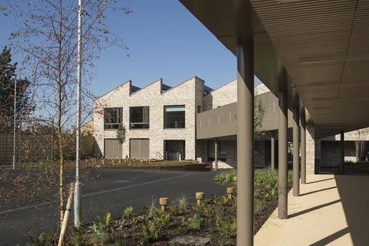 Kingsgate_Primary_Lo_2756_Tim_Crocker_PRESSIMAGE_3 93-Building Shortlist Announced for 2018 RIBA London Awards Architecture