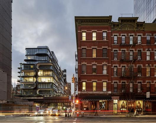 01_ZHA_520_W_28th_Street_%C2%A9Hufton_Crow 520 West 28th / Zaha Hadid Architects Architecture