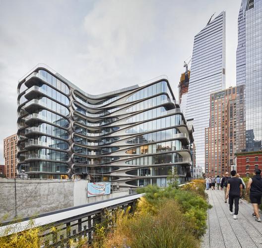 03_ZHA_520_W_28th_Street_%C2%A9Hufton_Crow 520 West 28th / Zaha Hadid Architects Architecture