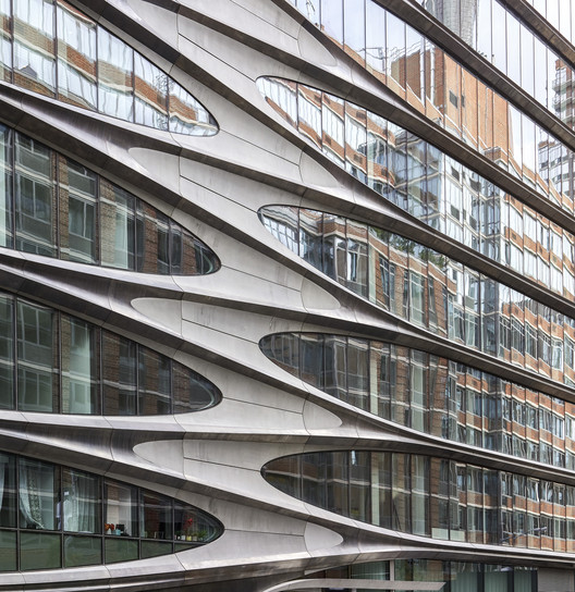 04_ZHA_520_W_28th_Street_%C2%A9Hufton_Crow 520 West 28th / Zaha Hadid Architects Architecture