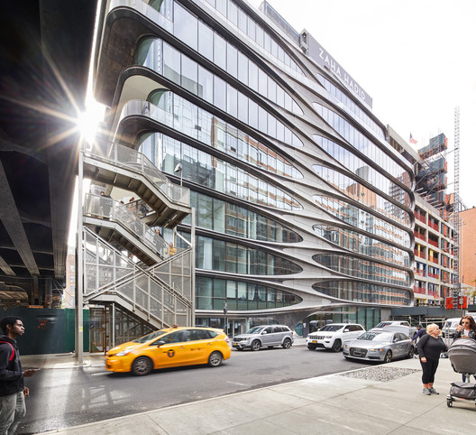 16_ZHA_520_W_28th_Street_%C2%A9Hufton_Crow 520 West 28th / Zaha Hadid Architects Architecture