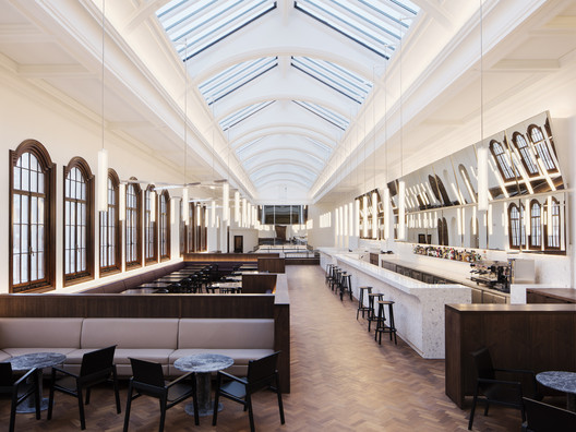 Victoria_and_Albert__2599_Rory__Gardiner_PRESSIMAGE_2 93-Building Shortlist Announced for 2018 RIBA London Awards Architecture