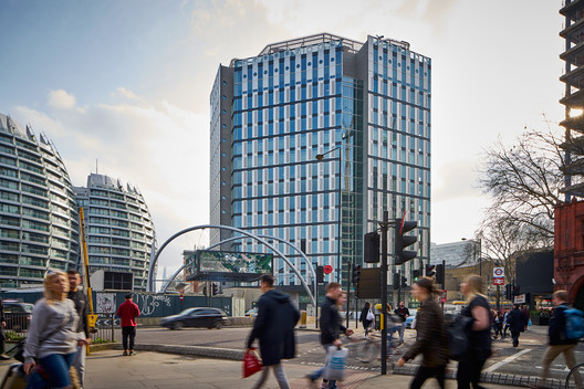 White_Collar_Factory_2236_Timothy_Soar_PRESSIMAGE_1 93-Building Shortlist Announced for 2018 RIBA London Awards Architecture