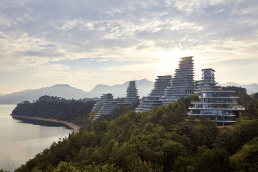 """MAD_Huangshan_Mountain_Village_23_by_Hufton_Crow Ma Yansong: """"Some People May Say My Work Is Futuristic, But I See It as Traditional"""" Architecture"""