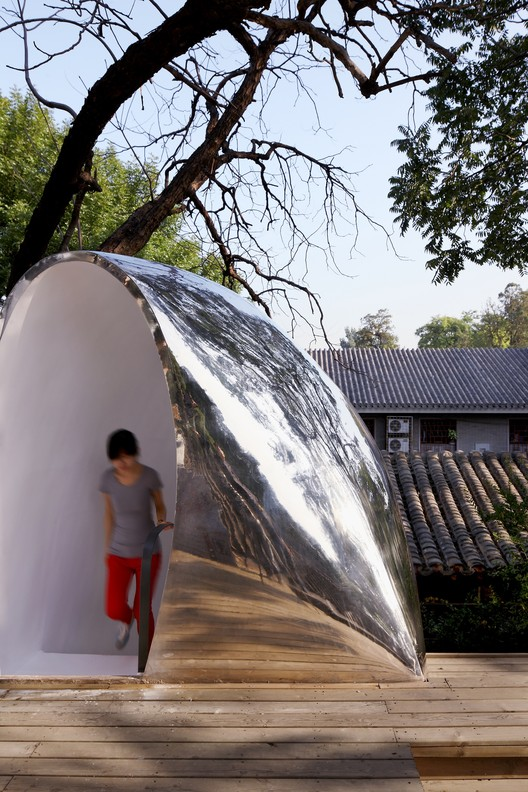 """_MG_1209_by_ShuHe Ma Yansong: """"Some People May Say My Work Is Futuristic, But I See It as Traditional"""" Architecture"""