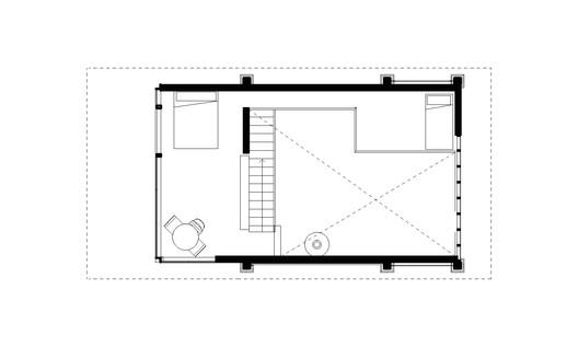 Scavenger_Studio_plan_level_2_0001 Scavenger Studio / Eerkes Architects + Olson Kundig Architecture