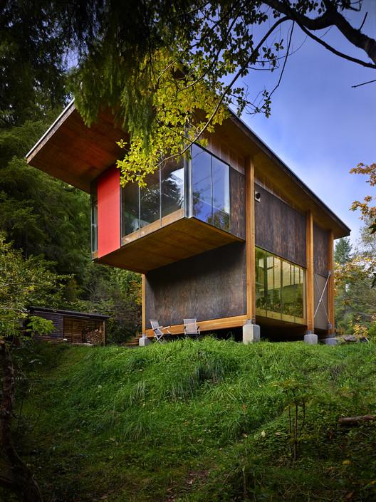 11015_00_Scavenger_Hut_N5 Scavenger Studio / Eerkes Architects + Olson Kundig Architecture