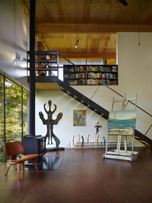 11015_00_Scavenger_Hut_N8 Scavenger Studio / Eerkes Architects + Olson Kundig Architecture