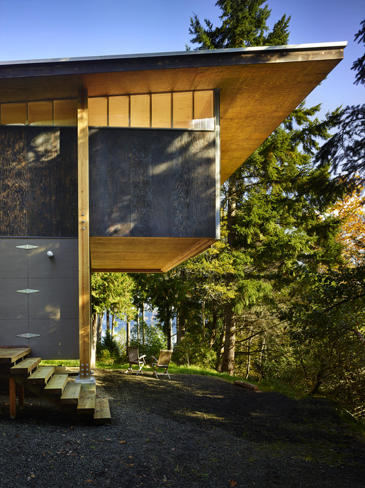 11015_00_Scavenger_Hut_N17 Scavenger Studio / Eerkes Architects + Olson Kundig Architecture