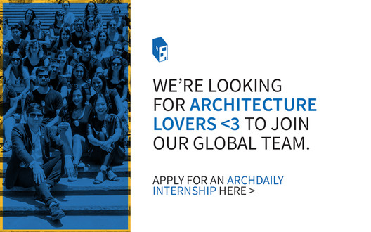 CallForInterns_896x560 Call for ArchDaily Interns: Summer 2018 Architecture