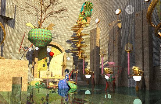20938_01 A Tale of Misplaced Trust in News Media Wins 2018 Fairy Tales Competition Architecture