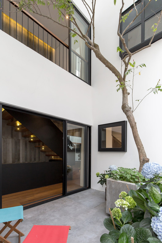 HP6_interior_17 HP6 House / AHL architects Architecture