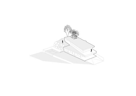 AXO_3 Holm Oak's House / Aranguren&Gallegos Arquitectos Architecture