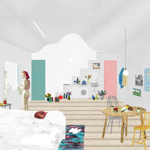 048_fala_7 House In Rua do Paraíso / fala atelier Architecture