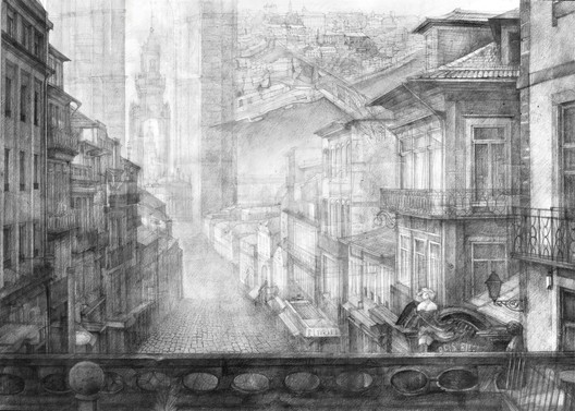 portuguese_street How Architectural Drawing—In All Its Forms—Can Help Us See the World Anew Architecture