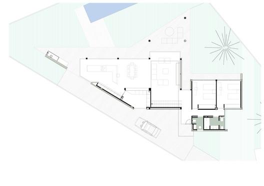 PBAJA_DIST Tramuntana House / Perreta Arquitectura Architecture