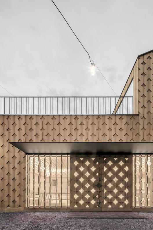 16_PEDEVILLA_Bad-Schoergau_IMG_4492_GW Bad Schörgau / Pedevilla Architects Architecture