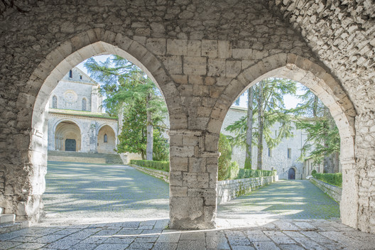 12 Italian Cistercian Architecture Through The Lens of Federico Scarchilli Architecture
