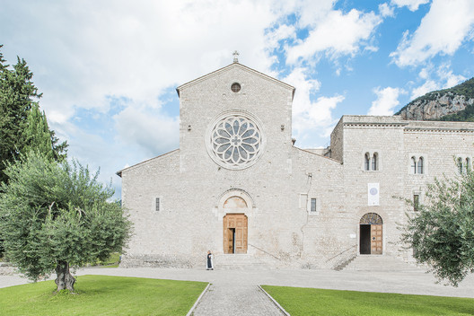 13 Italian Cistercian Architecture Through The Lens of Federico Scarchilli Architecture