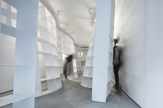 Zhang_Chao Explore These Architecturally Innovative Bookcases Architecture