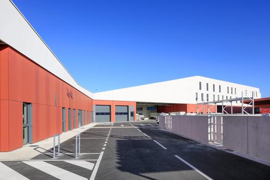 Centre_Technique_Blagnac_PaulKozlowski-(4) Technical Center of Blagnac / NBJ architectes Architecture