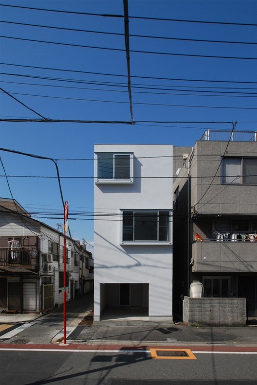 House in Oimachi / LEVEL Architects. Courtesy of LEVEL Architects