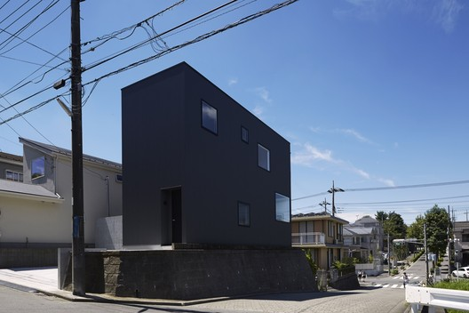 Black Box House / TAKATINA LLC © Mikiko Kikuyama