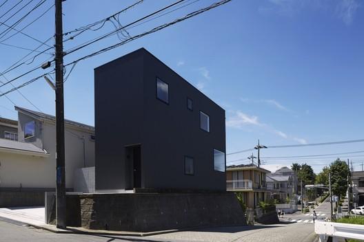 Black Box House / TAKATINA LLC © Mikiko Kikuyama