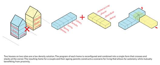 Massing Diagrams 1