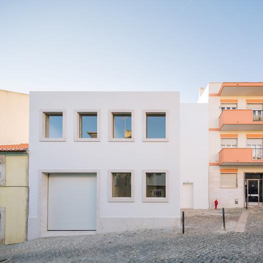 PHDDAjuda2279 House Brotero / phdd arquitectos Architecture